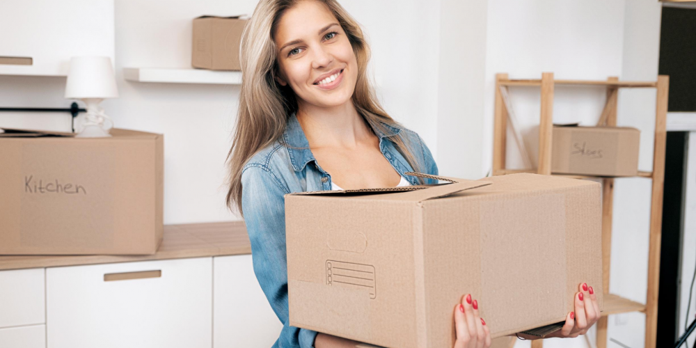 Packing Tips When Moving Home