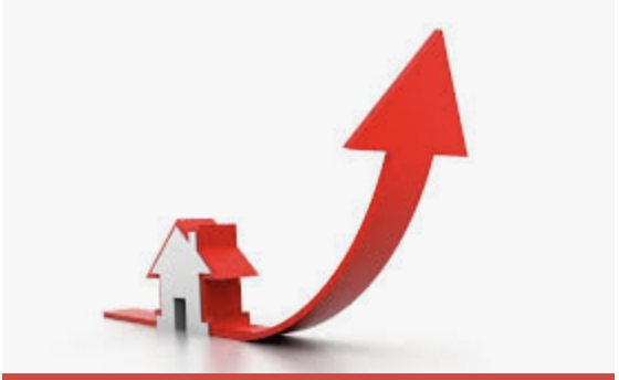 Are House Prices Rising? Rightmove Price Index says so.