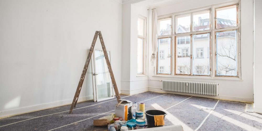 How To Renovate A Property