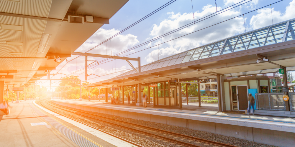 Demand Rises For Homes Near Train Stations